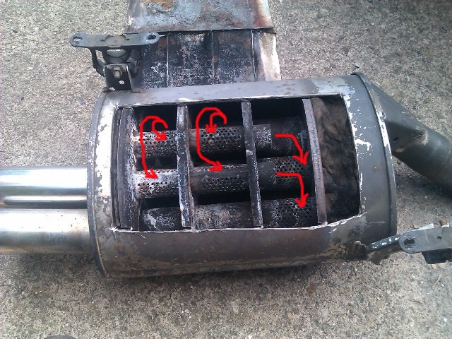Deresonate My Exhaust Audi Sport Net